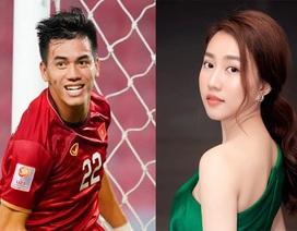 Tiền đạo Tiến Linh và diễn viên Huỳnh Hồng Loan xác nhận hẹn hò