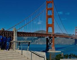 Tận hưởng San Francisco như người bản địa qua video 8K