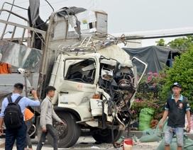 Vụ giải cứu 3 người trong cabin xe tải: Cả 3 đều tử vong