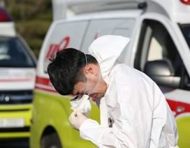 Hàn Quốc: Nhân viên y tế Daegu xin nghỉ việc, cầu cứu giúp đỡ vì quá tải