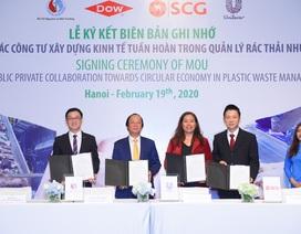Mô hình kinh tế tuần hoàn - giải pháp cho tình trạng rác thải nhựa tại Việt Nam