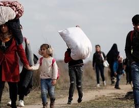 """Châu Âu """"đau đầu"""" trước """"quân bài di cư"""" của Thổ Nhĩ Kỳ"""