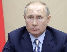 Điện Kremlin: Nga bảo vệ Tổng thống Putin trước dịch corona