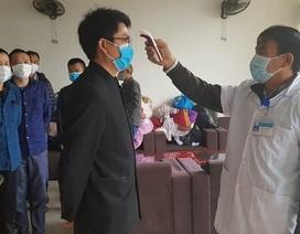Hơn 2.600 lao động Trung Quốc đang được cách ly phòng, chống Covid-19