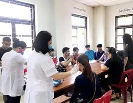 ĐH Quảng Bình: Gần 2 nghìn SV quay lại trường sau 1 tháng nghỉ phòng dịch