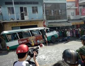 Vụ xe buýt đổ dốc cầu tông chết người: Tài xế buýt tử vong