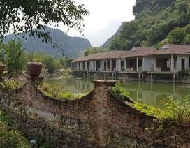 Cận cảnh homestay hàng chục tỷ đồng bị bỏ hoang tại Ninh Bình