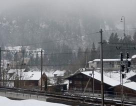 Phát hiện mối nguy dưới lòng đất, cư dân thị trấn Thụy Sĩ phải di tản tới hơn 10 năm