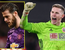 Vì sao Henderson sẽ thay thế xứng đáng De Gea ở Man Utd?