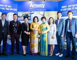 Amway VN tham dự Lễ kỷ niệm 25 năm thiết lập quan hệ ngoại giao VN – Hoa Kỳ