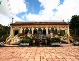 Nhà cổ Bình Thủy - ngôi nhà cổ đẹp nhất Miền Tây