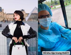 Châu Bùi chịu cách ly 14 ngày khi vừa trở về từ Tuần lễ thời trang Châu Âu
