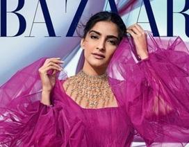Nhan sắc kiêu sa của minh tinh Ấn Độ Sonam Kapoor