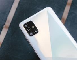 Công nghệ đi trước là cốt lõi thành công Galaxy A51