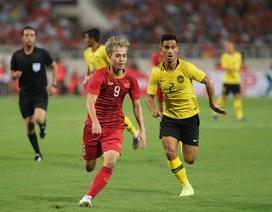 Hoãn trận đội tuyển Việt Nam gặp Malaysia sang tháng 10/2020