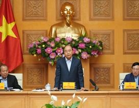 Thủ tướng: Lên kế hoạch cách ly trên diện rộng tại các đô thị lớn