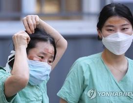 Số ca nhiễm virus corona tại Hàn Quốc tăng lên 5.766