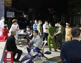 Phong tỏa xe khách chở 3 người Trung Quốc không có hộ chiếu