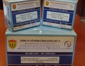 Việt Nam có thể sản xuất hàng chục nghìn bộ kit test nCoV/ngày