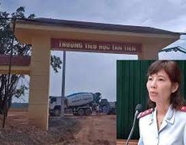 UB Kiểm tra Trung ương kết luận vụ Thanh tra Bộ Xây dựng nhận hối lộ