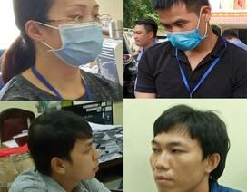 Vai trò của 13 đối tượng vừa bị bắt trong vụ án Alibaba