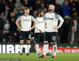 Wayne Rooney tiếc nuối vì không thể chọc thủng lưới Man Utd