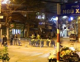 Đường đi của ca mắc Covid-19 đầu tiên tại Hà Nội