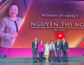 Doanh nhân nữ Việt Nam và khát vọng cống hiến