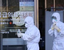 Thêm 309 ca nhiễm mới, số ca nhiễm virus corona ở Hàn Quốc lên gần 6.600