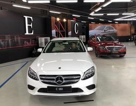 Mercedes-Benz C180 ra mắt, khởi điểm từ 1,39 tỷ đồng