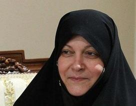 Nữ nghị sĩ Iran tử vong vì nhiễm virus corona
