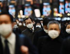 """Số ca nhiễm Covid-19 ở Nhật Bản có thể chỉ là """"phần nổi của tảng băng chìm"""""""