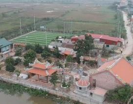 Sai phạm tại Khu nhà vườn Trương Gia Trang, chính quyền Ý Yên có biết ?