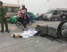 Điều tra nguyên nhân người đàn ông tử vong trên cầu Vĩnh Tuy