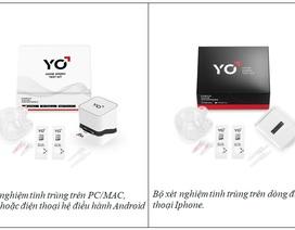 Yo Sperm Test - Xét nghiệm tinh dịch đồ tại nhà bằng công nghệ y tế 4.0
