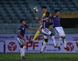 CLB Hà Nội thắng Nam Định trong trận ra quân không có khán giả