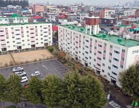 Hàn Quốc cách ly ổ dịch Covid-19 mới liên quan tới Tân Thiên Địa