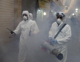 Iran có thêm 1.076 ca nhiễm mới virus corona trong 24 giờ