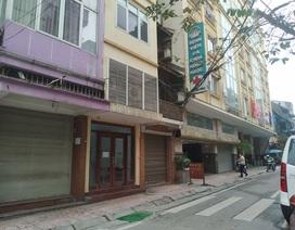 Bệnh viện Hồng Ngọc cơ sở 55 Yên Ninh tạm dừng hoạt động