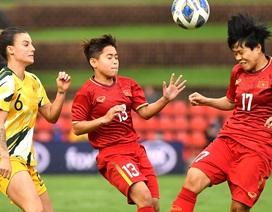 Đội tuyển nữ Việt Nam - Australia: Phấn đấu ghi bàn thắng