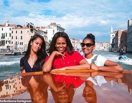 Michelle Obama tham gia phim tài liệu về cuộc sống của tân sinh viên Mỹ