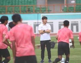 """HLV Shin Tae Yong: """"Cầu thủ Indonesia chỉ đủ sức đá 20 phút"""""""