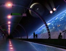 Các tàu vũ trụ có thể đi với tốc độ ánh sáng