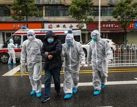 Số ca nhiễm mới virus corona ở Trung Quốc giảm kỷ lục