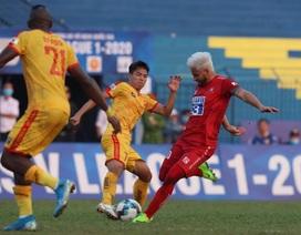 CLB Thanh Hóa trắng tay sân nhà ở trận ra quân V-League