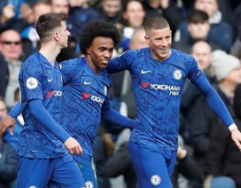 Chelsea 4-0  Everton: Cú sốc lớn với  Ancelotti