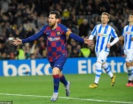Barcelona yêu cầu được vô địch nếu La Liga không thể diễn ra