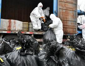 """Trung Quốc: Lo ngại """"thảm họa"""" sinh thái vì chất thải y tế Covid-19"""