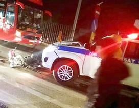 CSGT Vĩnh Long lên tiếng khi bị tố gây tai nạn rồi bỏ đi