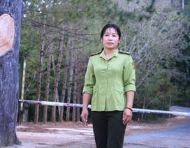 Lời thề giữ rừng của nữ kiểm lâm Vườn quốc gia Kon Ka King